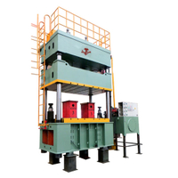 Hydraulic Press for Steel Safe Deposit Box (Y32-630)