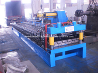 Floor Deck Roll Forming Machine (1000-1250mm)