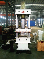 Double Action Hydraulic Drawing Press (Y28-400/630)