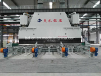 2000t Large CNC Press Brake for Crane Jib (WE67K-2000/9000)