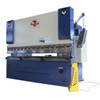 Small 3+1 Axis CNC Sychro Hydraulic Press Brake (WE67K-100/3200)