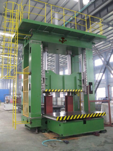 Automobile Chassis Forming Four Columns Hydraulic Press (Y29-315)