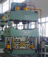 Single Action Four Columns Hydraulic Stamping Press (Y27)
