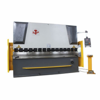 200t/40000 NC hydraulic Press Brake Machine (WC67Y-200/4000)