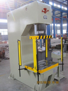 C Frame Single Column Hydraulic Press for Straightening (Y41-40)