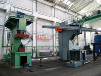 Deep Throat C Type Single Column Hydraulic Press (Y41-630)