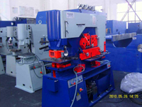 Hydraulic Cutting Iron Worker (Q35Y-40)