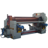 3 Roll Plate Rolling Machine with Prebending (W11XNC Series)
