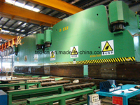 8000mm Sheet Bending Tandem Press Brake (2-WE67K-1600/8000)
