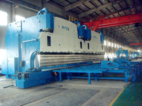 Sheet Bending Tandem Press Brake for Light Pole(2-WE67K-1600/7000)
