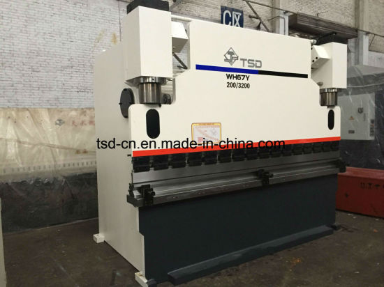 200t/3200 NC Automatic Press Brake (WH67Y-200/3200)