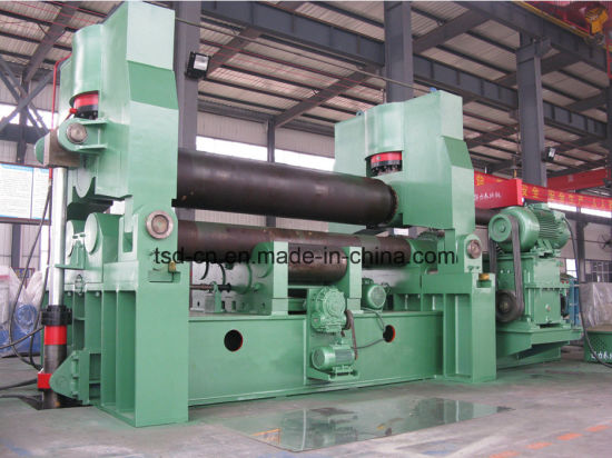 Rolling Machine Used to Roll 50mm Thick by 2500mm Length Plate (W11S-50X2500)